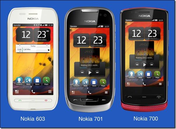 Nokia Launched Smartphones Series