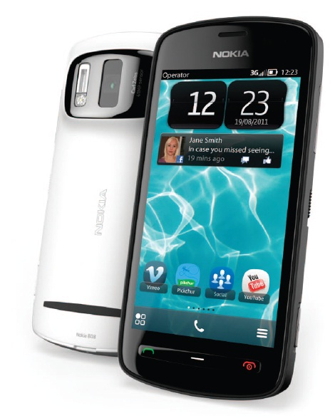 Nokia 808 Pureview with 41 Megapixel Camera!