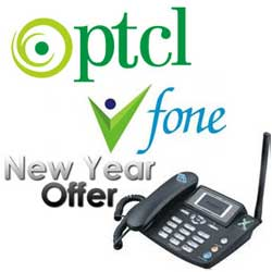 PTCL reduces Call Charges on Vfone Calls