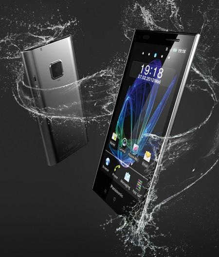 Panasonic ELUGA Waterproof Smartphone