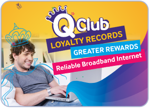 Qubee Reward for Loyalty Records
