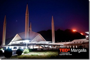 TEDxLive is coming to Islamabad
