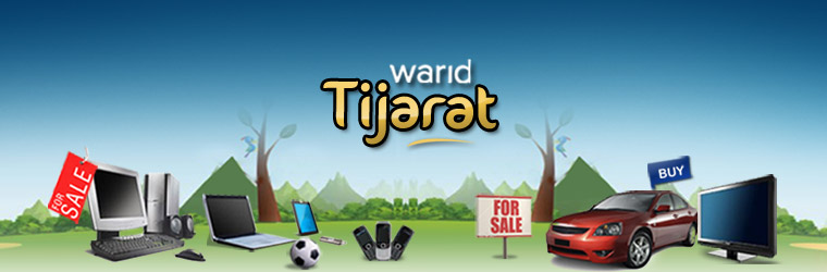 Warid Launches Warid Tijarat