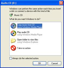 How to Disable CD Autoplay in Windows XP