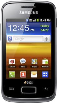 Samsung Galaxy Y DUOS released in Paksitan