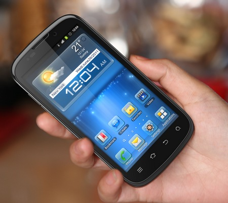 ZTE Mimosa X Android Samrtphone