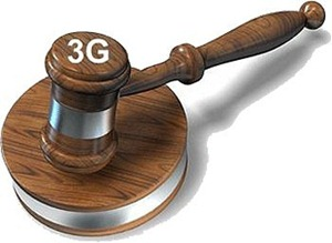At Last! 3G License Auction Delayed