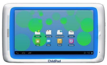 Archos Child Pad Kid-Friendly Tablet Running ICS