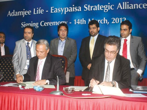 Easypaisa and Adamjee to Provide Free Life Insurance