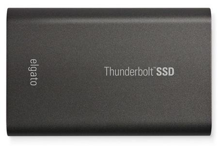 Elgato Thunderbolt SSD Portable Drive