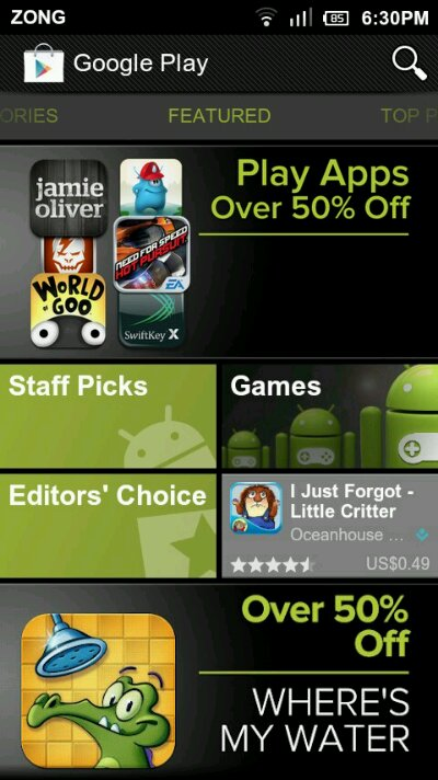 Android Market is now Google Play Store