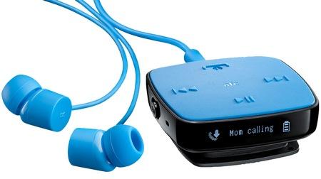 Nokia BH-221 Bluetooth Stereo Handsfree pairs using NFC