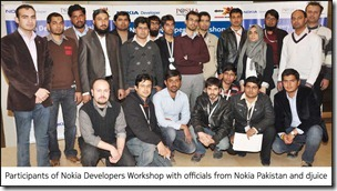 Nokia & Djuice Conducts App Development Workshop