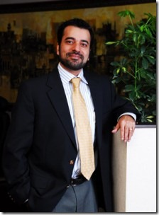 Omer Manzoor Transfered to Mobilink's HR Department