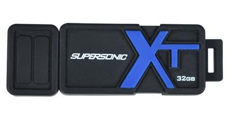 Patriot Memory Supersonic Boost XT Rugged USB 3.0 Flash Drive