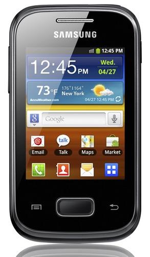 Samsung Galaxy Pocket Affordable Entry-level Smartphone