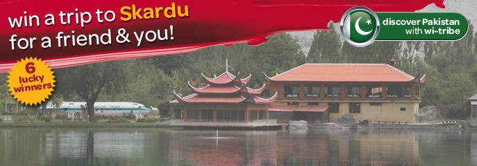 Wi-Tribe Presents Discover Sakardu