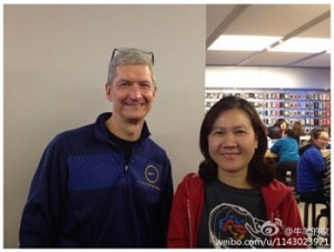 Apple CEO Visits China, Promises USD 7.1 Billion Investment