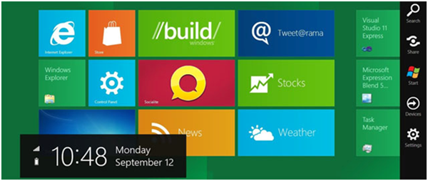 Windows 8 Consumer Preview Released