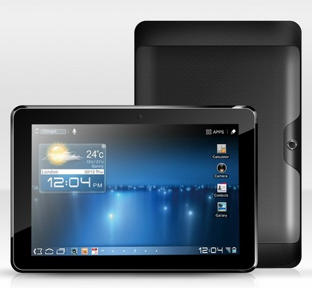 ZTE Dual-Core Android Tablet