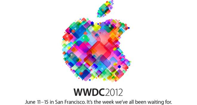 Apple WWDC 2012 Dates Announced
