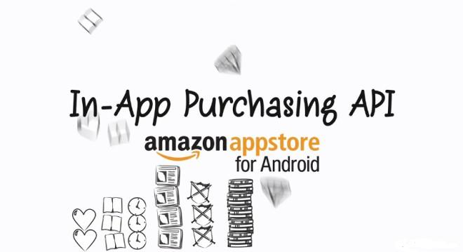 Amazon Appstore now supports in-app purchases for Android devices