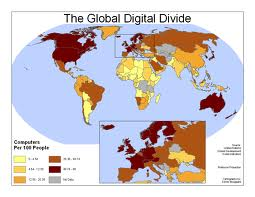 WEF Says, Global Digital Divide Still Exists