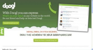 Express Yourself on Any Website through Doogl