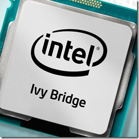 Intel Launches its Ivy Bridge Processor