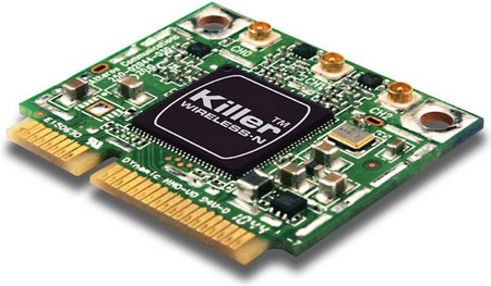 Killer Gaming Wireless-N 1202 and E2200 Networking Controllers