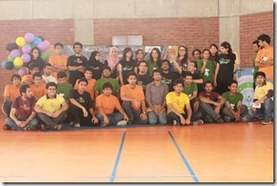 Ufone Sponsors LUMS Special Olympics 2012