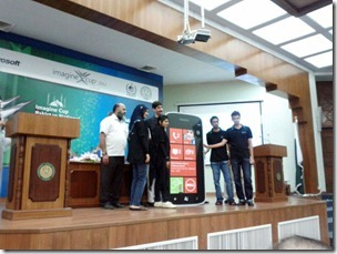 Microsoft and HEC to Host Imagine Cup 2012 Pakistan Finals