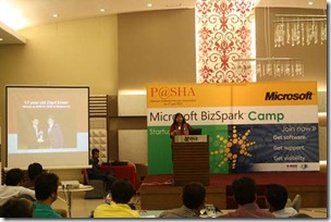 Microsoft Launches 3rd BizSpark Camp in Pakistan