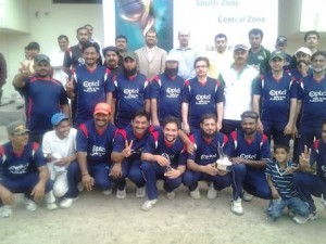 PTCL's Lahore Team Wins Cricket Tournament