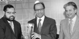 Pak Datacom Gets MAP Corporate Excellence Award 2011