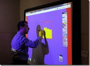 PakTurk Schools Replaces Blackboard with Smartboards