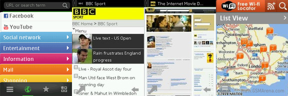 Nokia Releases a New Version of the S40 Web Browser