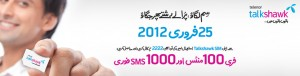 Telenor Talkshawk brings SIM Lagao Offer