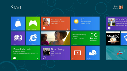 How to Pin Website to Windows 8 Start Menu