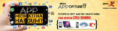Djuice Launches Apportunity 2012 Competition