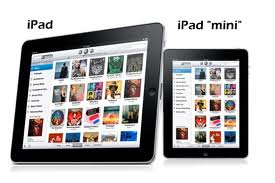 Apple Might Introduce iPad Mini
