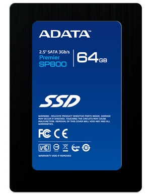 ADATA Premier SP800 and Premier Pro SP900 Solid State Drive