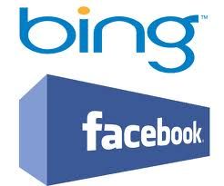 Microsoft's Bing Search Engines to Use Facebook Tips