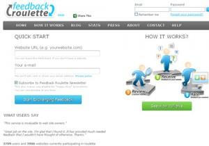 Get Objective Online Feedback for Your Developed Website