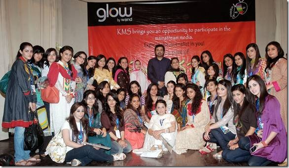 Glow Supports Young Media Leaders