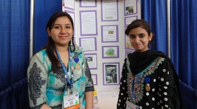 Pakistani Students Got 4th Position at Intel-ISEF Global Fair 2012