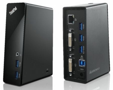 Lenovo ThinkPad USB 3.0 Docking
