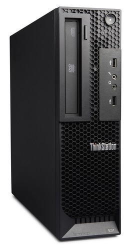 Lenovo ThinkStation E31 Entry-level Workstations