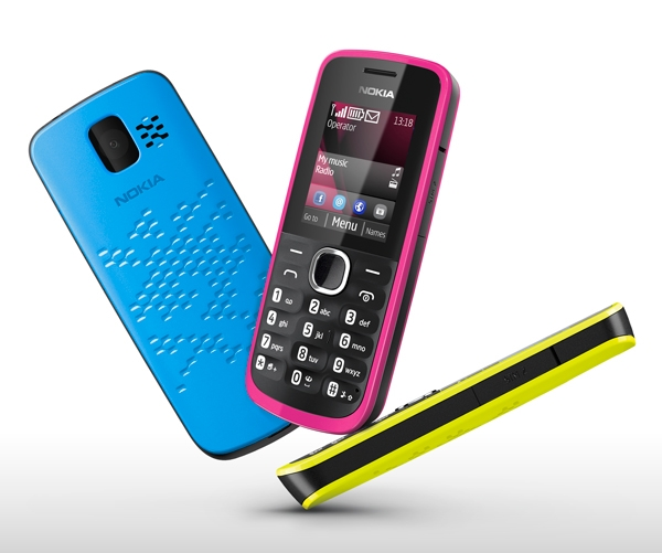 Nokia Unveils Dual SIM Nokia 110 and Nokia 112 in Pakistan