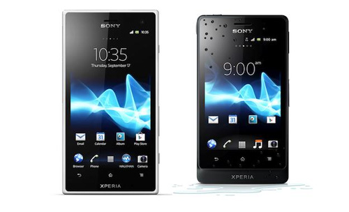 Sony Brings Xperia Arco S and Xperia Go, Water proof Android Smartphones